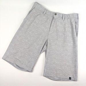 Gray Adidas Shorts